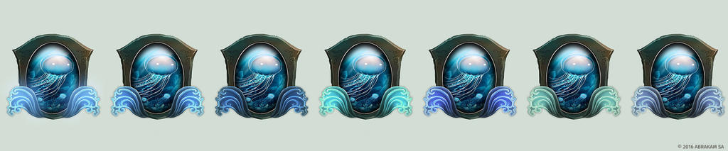 Faeria Tokens by Panperkin