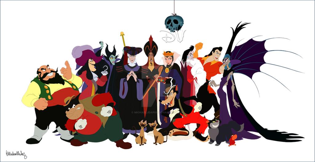 Disney Villains - A Major Collaboration PREVIEW by ...