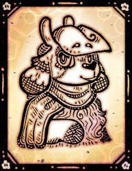 Cherub - Strudelcafe Gift Art