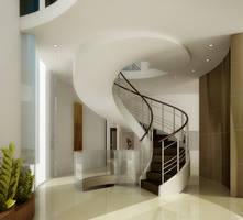 Stairways by VT-Arch