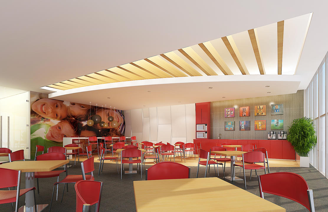 Mead Johnson Cafeteria 02 By Vt Arch On Deviantart