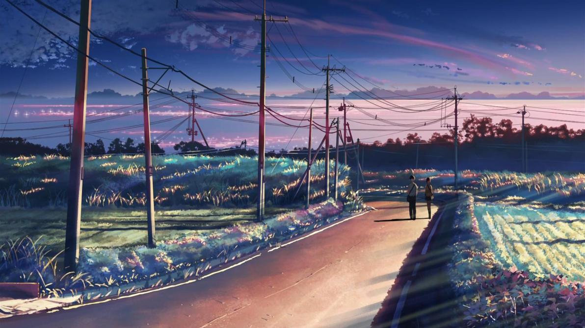 5 Centimeters Per Second by Ryuuzuke