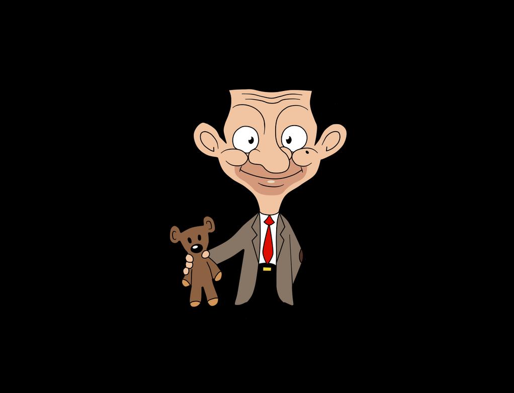 Clipart For U Mr Bean