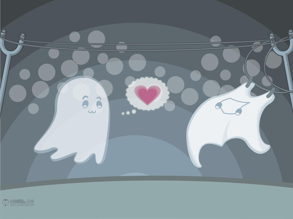 Impossible Love: Ghost by Je2Design
