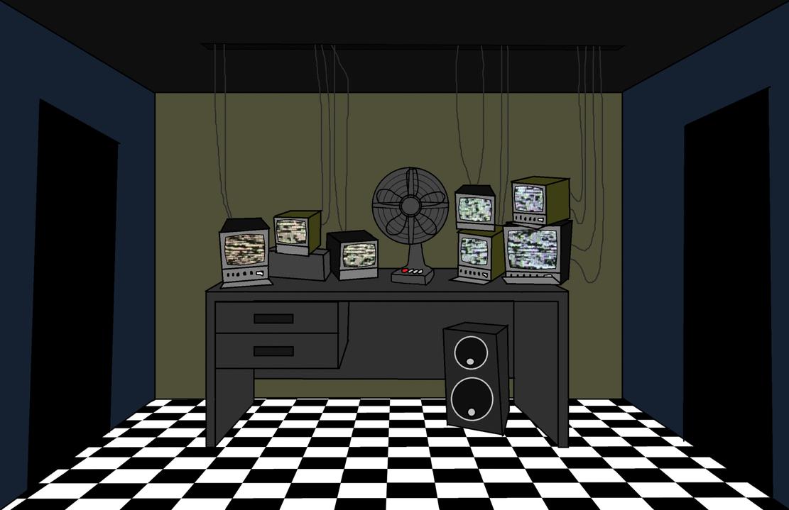 Fnaf Office Animated Background By Zardshark On Deviantart