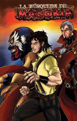 Magoria Quest Cover Color
