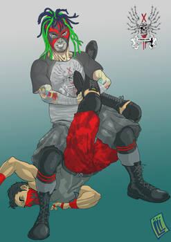 Mantis vs Molotov Xtreme Club