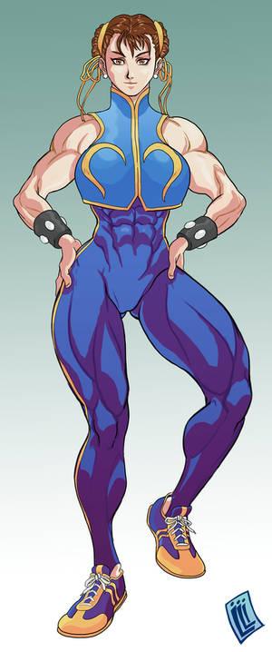Chun-muscle2s