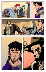 Silver Star Bloody Bullets page 6 color