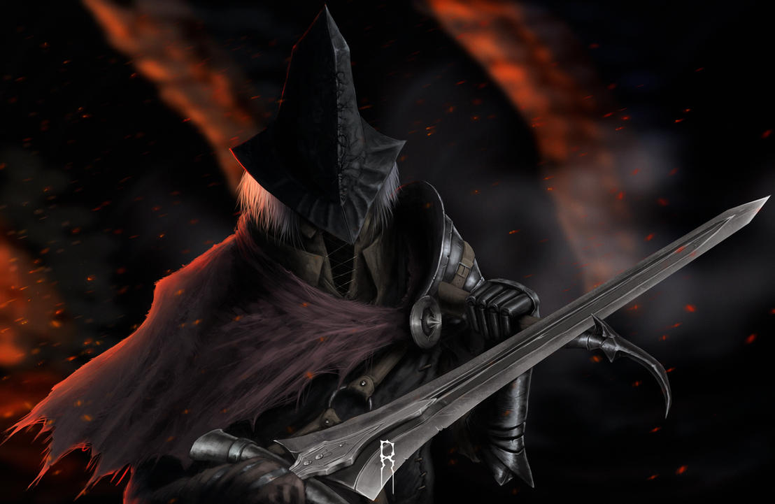 Dark Souls 3 Fan Art Abyss Watcher By Romeck Roman