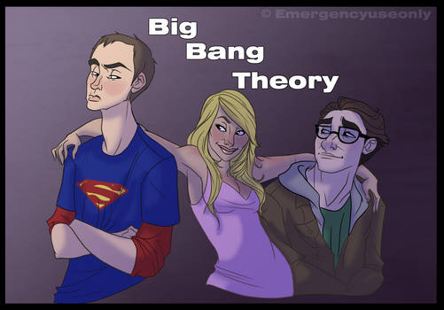 Gift art: Big Bang Theory