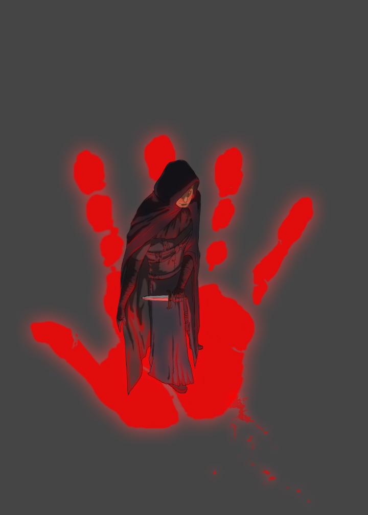 -Blood- by GloomyLavv