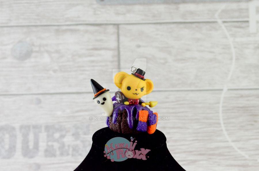 Kerobero and Halloween by KawaiiRoxX