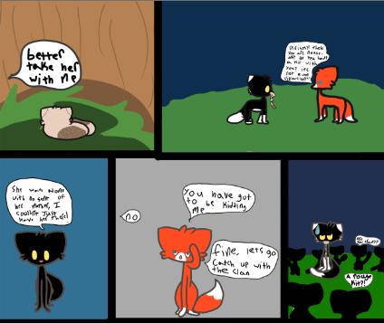 Comic 2 by Gravitycat123