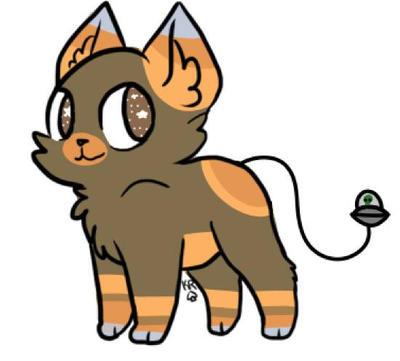 mars cat by Gravitycat123