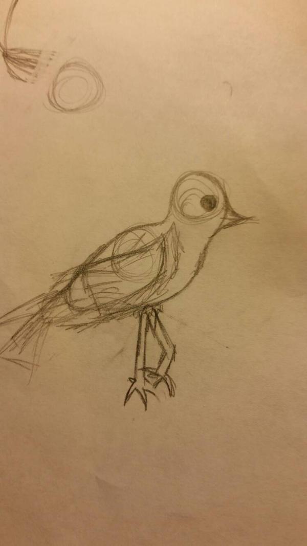 bird by Gravitycat123