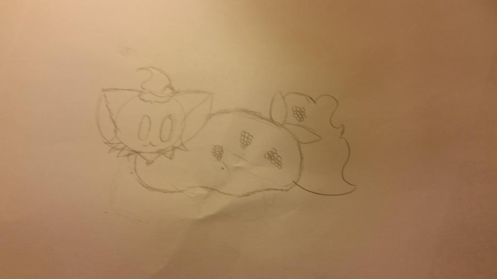 sketch by Gravitycat123