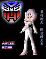 Arcee Rose by Odiz