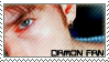Damon Fan Stamp by InvaderXJaden