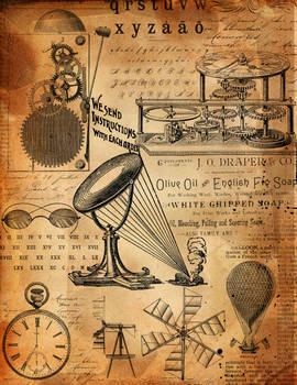Steampunk-Collage01