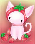 Strawberry Kitten
