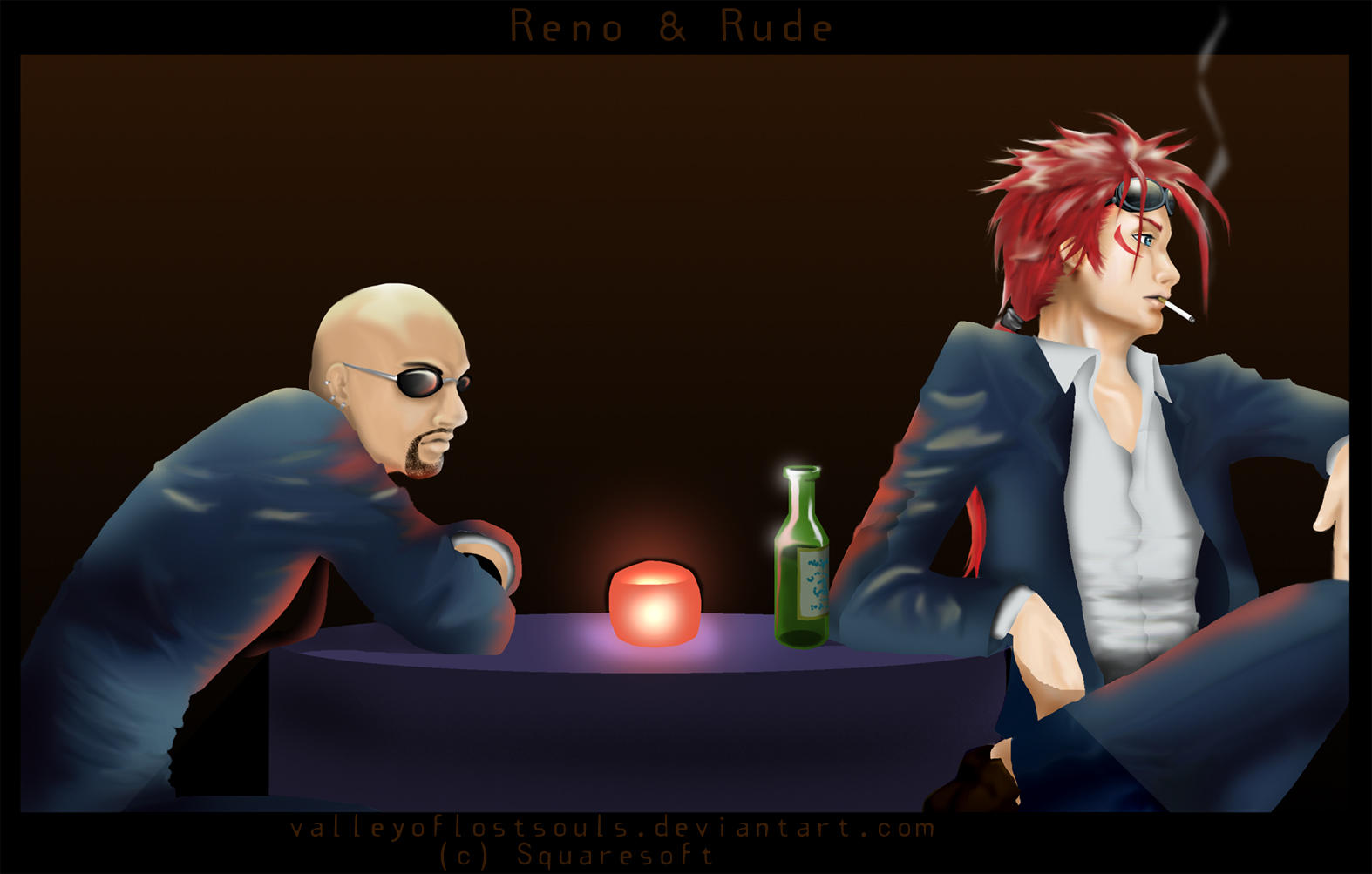 .:Reno and Rude:. by valleyoflostsouls