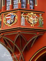 Freiburg - Historisches Kaufhaus by Artist2Be84