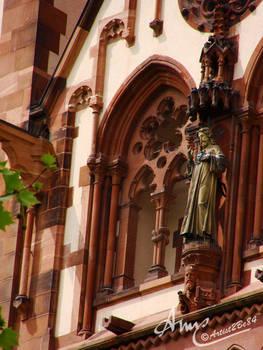 Freiburg - Herz-Jesu-Kirche