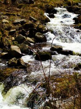 Schluchsee Wasserfall