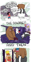 We Bare Bears and Steven Universe