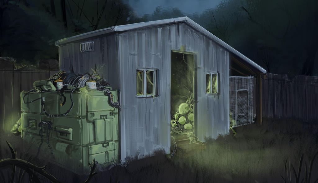 The Shed by OasisCommander51