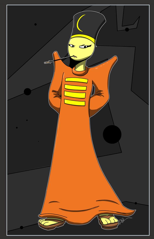 Emperor Loki by OasisCommander51