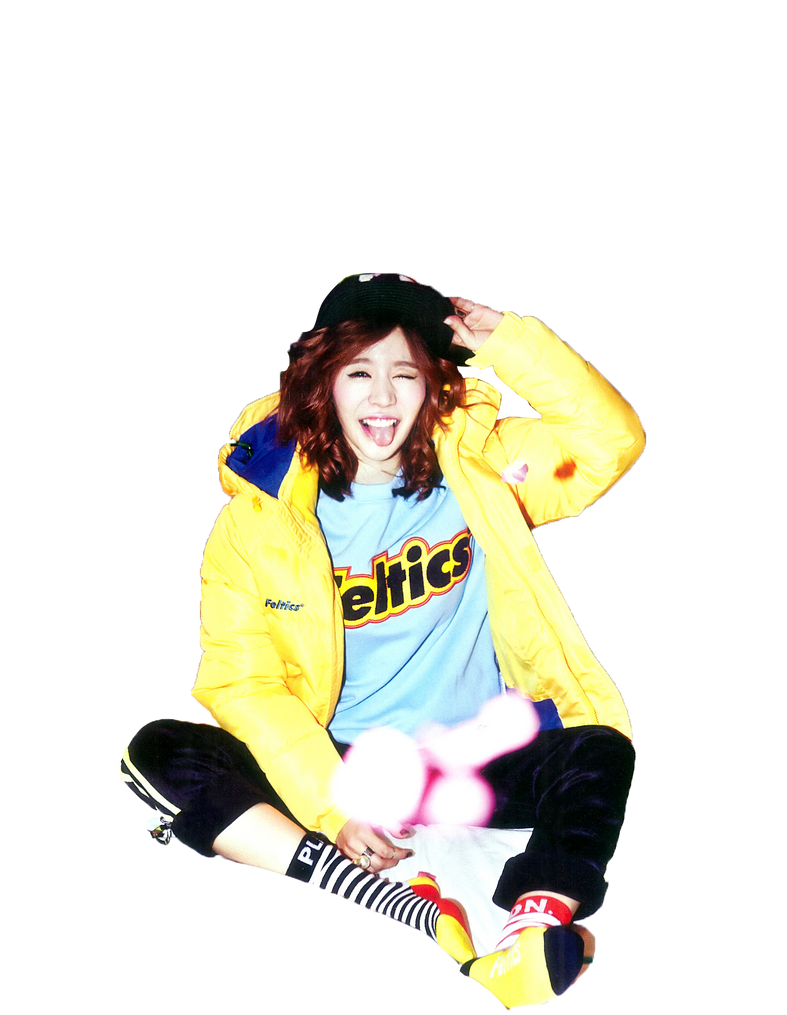 Sunny (SNSD) png [render] by pikudesign