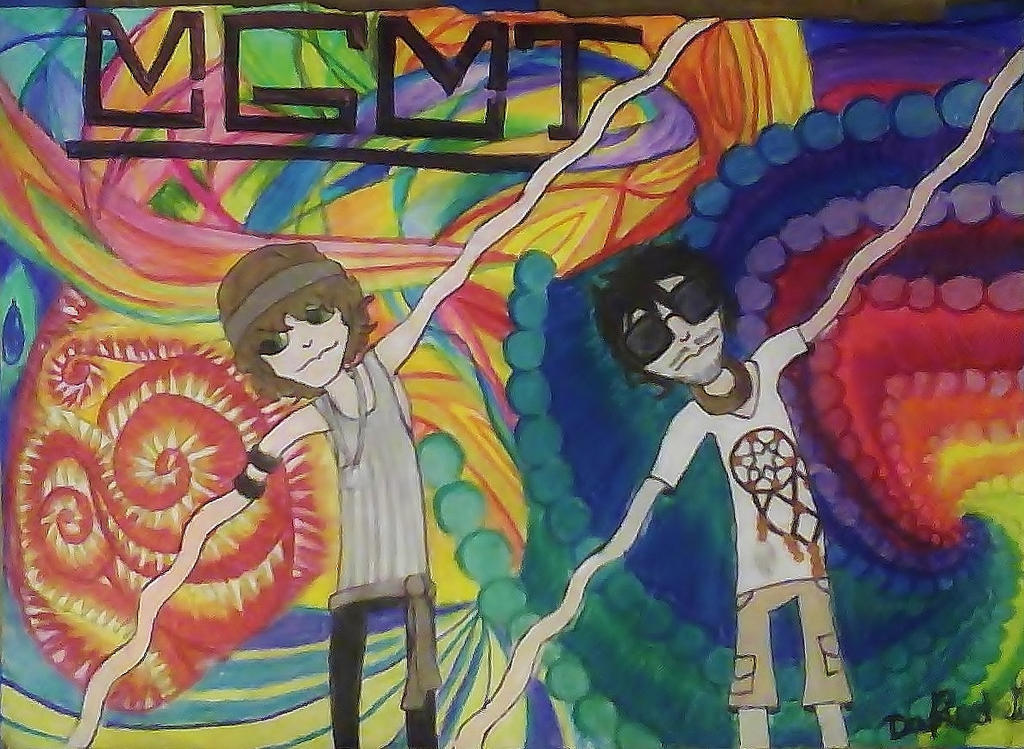 MGMT by DarienRachelle27