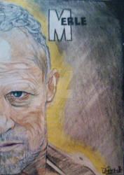 Merle Dixon- The Walking Dead, All Characters by DarienRachelle27