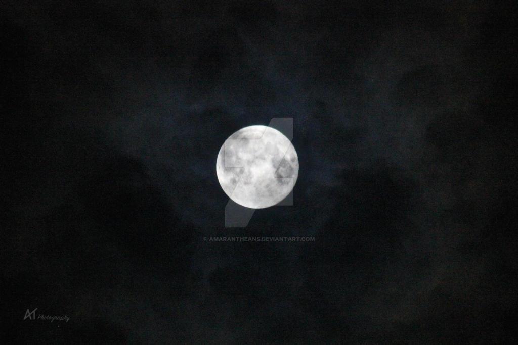 Super Moon! by Amarantheans