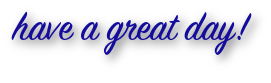 Haveagreatdaybluedropshadow by Amarantheans