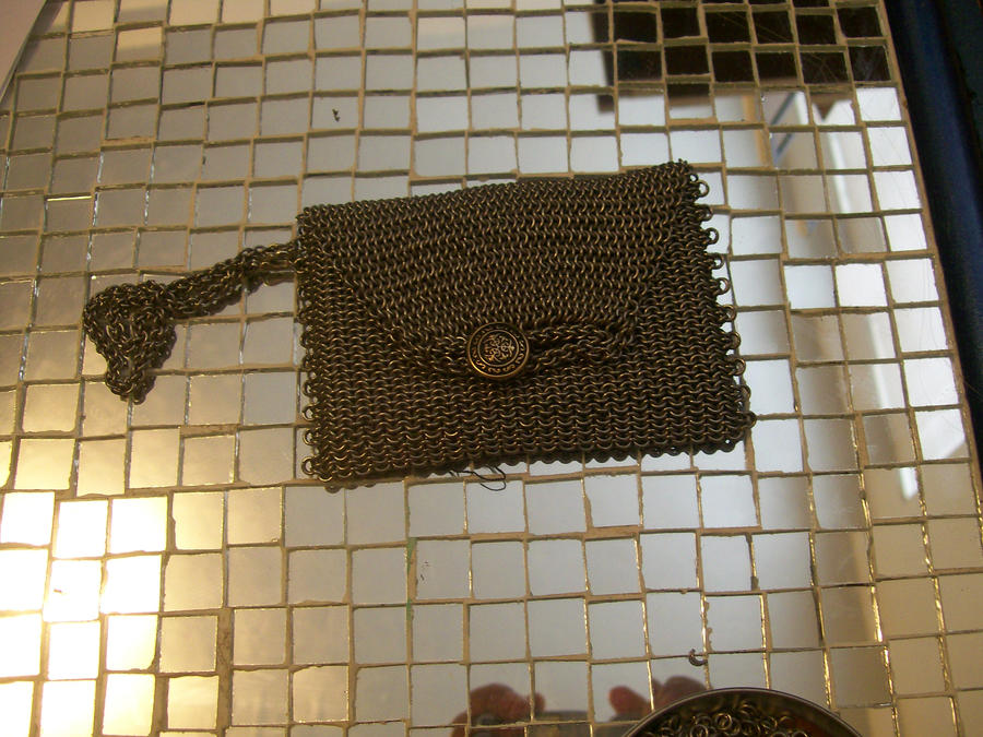 Chain wristlet by MiscellaneousMaille