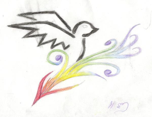 dove tattoos designs