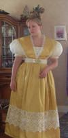 1830's dress