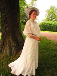 Lingerie dress 1905