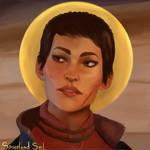 Lady Seeker by spacelord-sol