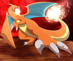 06-Charizard-Enraged F.Thrower