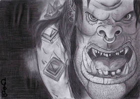 Warcraft 3 Fun Art