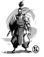 Samurai techno for MM sample by KimJacinto