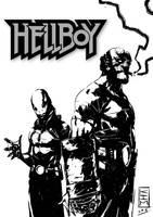Hellboy yeah by KimJacinto