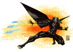 The Golden One, Black Panther
