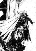Batman habagat by KimJacinto