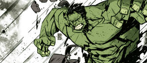 Indestructible Hulk by KimJacinto