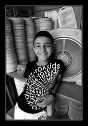 Kids of Palestin - I by invisiblewl